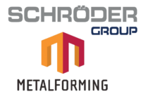 Schroder and MetalForming Logos