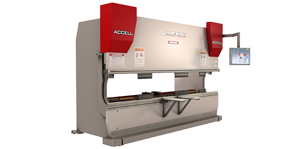 Accurpress Accell E Hydraulic Press Brake