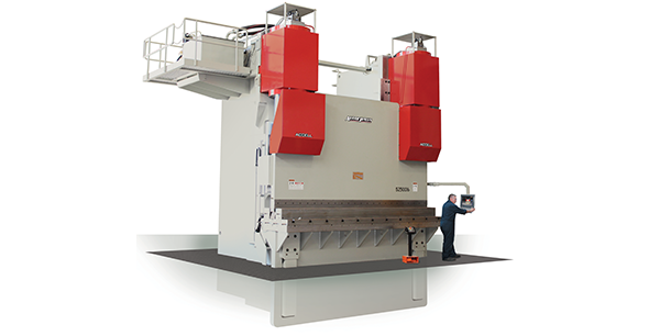 Accurpress Accell HT Hydraulic Press Brake