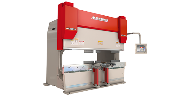 Accurpress Accell U Hydraulic Press Brake