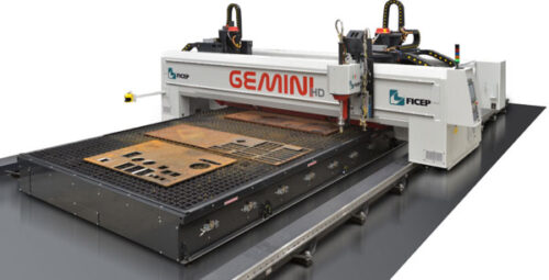 Gantry-Style Plate Processing