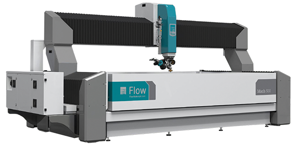 Flow Waterjet Mach 500