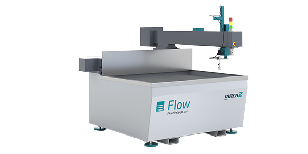 Flow Waterjet Mach 2b