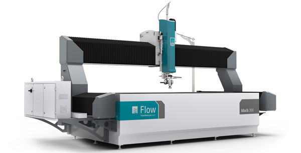 Flow Waterjet Cutting Technology | Capital Machine